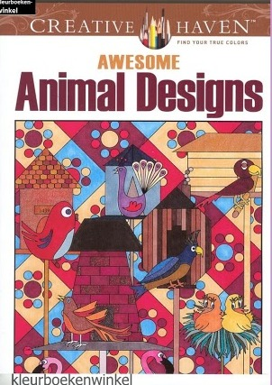 CH 02 awesome animal designs