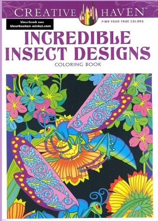 CH 49 incredible insect designs, keurboek dieren