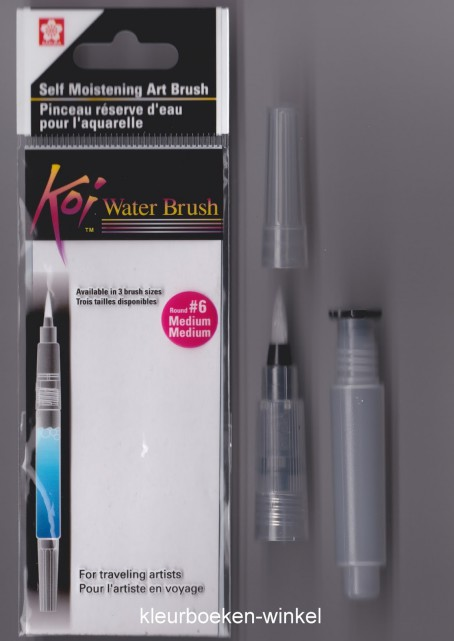 KS 02 water brush penseel blender