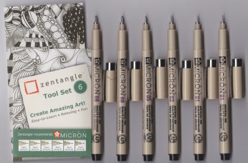 TS 06 Zentangle Tool Set