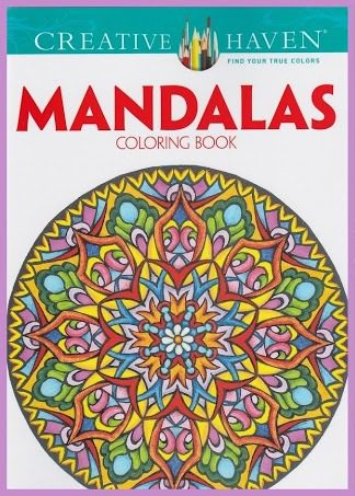 CC 04 mandalas. Kleurboeken Creative Haven Collection