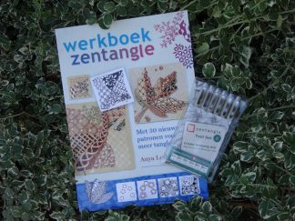 Cursus en werkboek zentangle