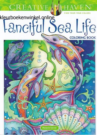 CH 218 fanciful sealife