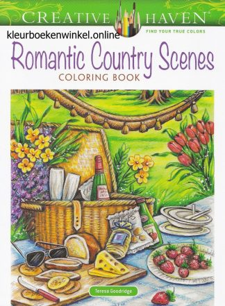 CH 251 romantic country scenes