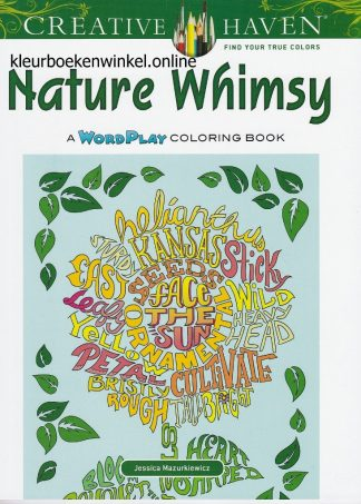 CH 287 nature whimsy